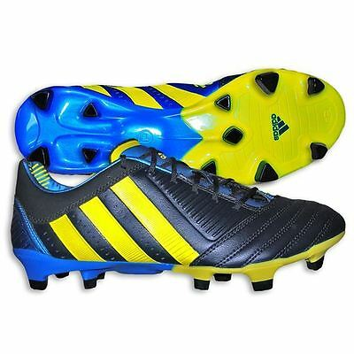 ADIDAS Rugby Boots Predator IncurzaTR FG  G60225 FG UK Size 13 Moulded Studs NEW