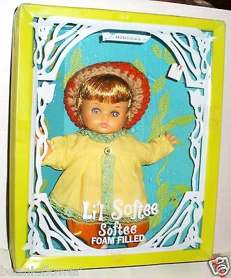 "Adorable Vintage 10"" 1968 Horsman LIL SOFTEE Softee Foam Filled Doll No. 7100"
