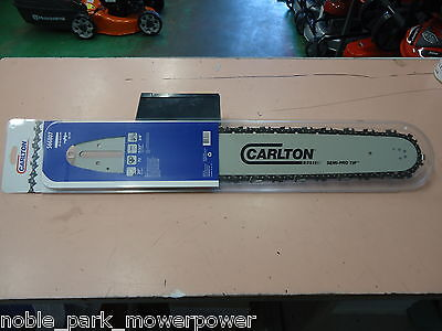 """Carlton Sprocket Nose chainsaw 20"""" bar and chain combo suit STIHL 3/8 72DL New"""