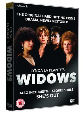 Widows  / She's Out: The Complete Series - DVD NEW & SEALED (6 Discs)