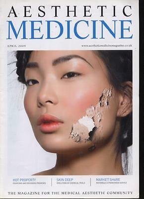 AESTHETIC MEDICINE MAGAZINE - April 2009