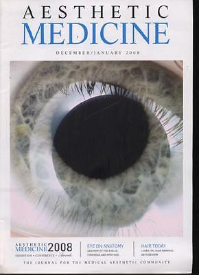 AESTHETIC MEDICINE MAGAZINE - December / January 2008