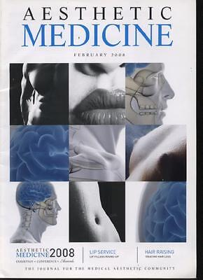 AESTHETIC MEDICINE MAGAZINE - February 2008