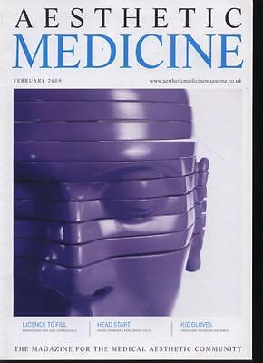 AESTHETIC MEDICINE MAGAZINE - February 2009