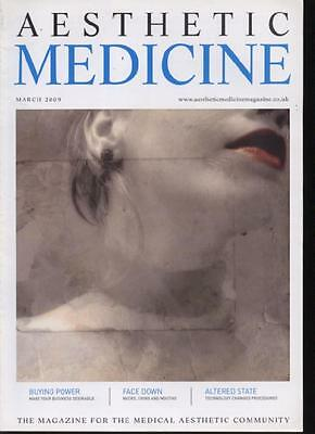 AESTHETIC MEDICINE MAGAZINE - March 2009