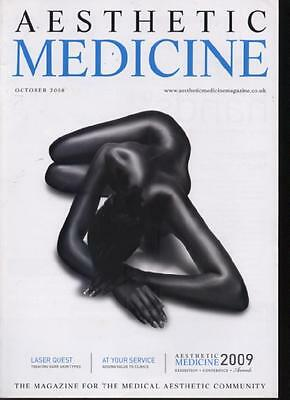 AESTHETIC MEDICINE MAGAZINE - October 2008
