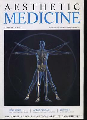 AESTHETIC MEDICINE MAGAZINE - September 2008