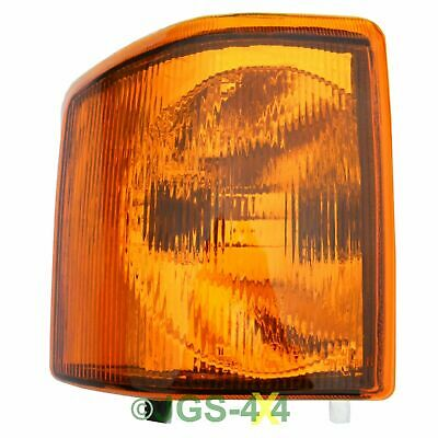 Land Rover Discovery 1 Front Right  Indicator RH Lamp Amber - XBD100760