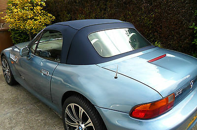 BMW Z3 Blue Mohair Hood / Soft Top / Roof £820 Fitted. MOBILE. We come to you