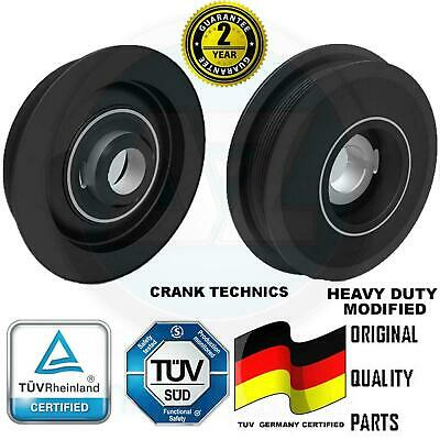 For Astra Signum Sintra Vectra Zafira Omega 9-3 9-5 Diesel crank shaft pulley