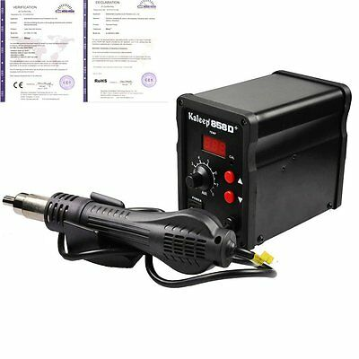Kaleep 858D+ SMD Hot Rework Digital Station Air Solder Blower Gun DE 220V-240V