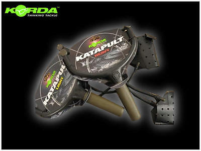 Korda Catapults - both types / Carp Fishing