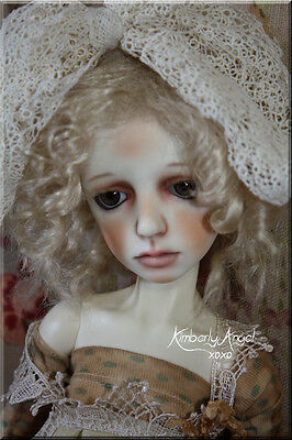 BJD Dollstown Paleskin Discontinued SIA Doll Head Custom Face Up Kimberly Angel