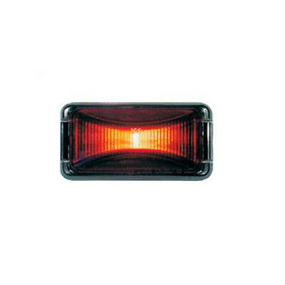 Command Electronics 003-1259R Clearance Sealed LED Red