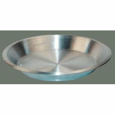 New Winco Appl-9 -Inch Aluminum Pie Plate Kitchen Bar Home Cookware Gift N