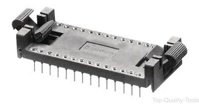 Aries, 32-C182-10, Socket Ic, Dil, Lock/eject
