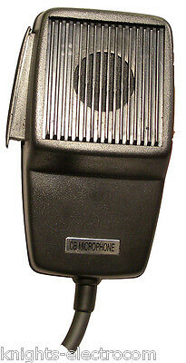 DM350 Standard Replacement Hand Microphone for CB or Amateur Radio  fist mic