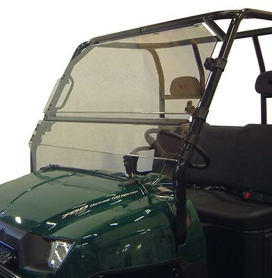 Polaris Ranger Full Tilt Lexan Windshield Xp Le Crew Hd 500 700 800 2005 - 2009