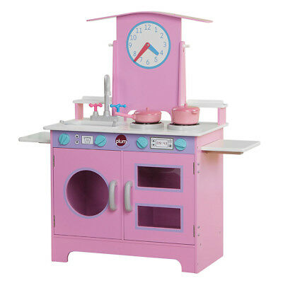 New Plum Padstow Wooden Kitchen Play Set