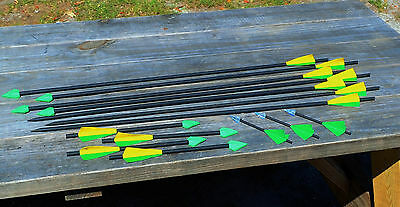 Green Arrow 14 Assorted Arrows for Cosplay