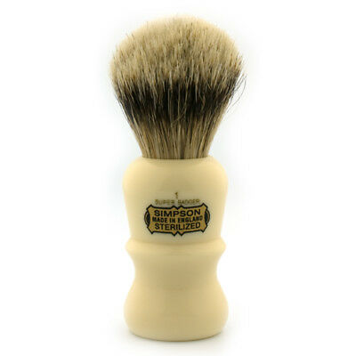 Simpsons Emperor E1 Super Badger Shaving Brush