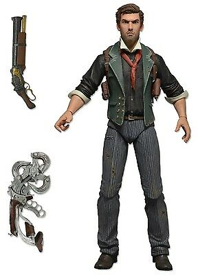 "BioShock Infinite - 7"" Booker DeWitt Action Figure - NECA"