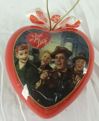 I love lucy ornament
