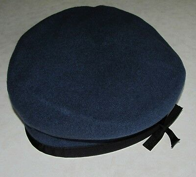 Canadian Air Force / Air Cadets Blue Beret Original Style + Colour