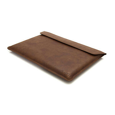 Leather Case Cover Sleeve For Apple Macbook Pro Retina iPad 2 3 4 5 Mini Air 2