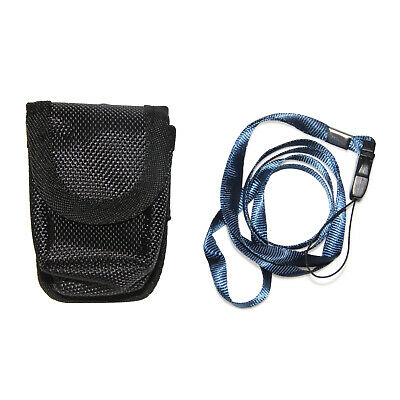 fingertip Pulse oximeter SpO2 bag, carrying case, pouch, + lanyard, hanging rope