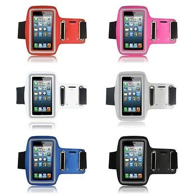 Premium Running Jogging Sports GYM Armband Case Cover Holder for iPhone 6 & Plus
