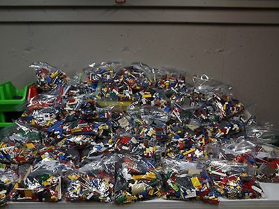 Lego Pounds LBS Huge Bulk Lot! bricks blocks w/ 1 MINIFIG @Buy It Now Price!!!!