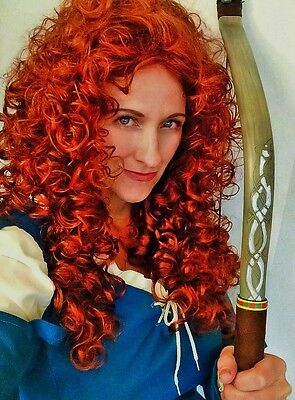 Brave Merida Bow Perfectly Detailed Replica for Adults
