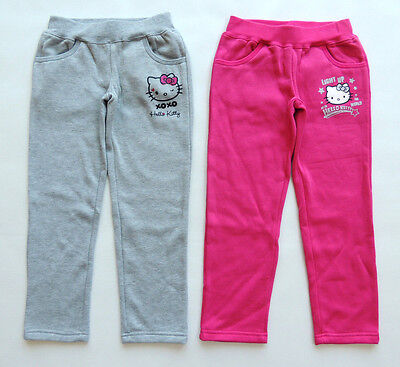 Hello  Kitty     Jogginghose   Freizeithose    Gr.  98  104  116  128