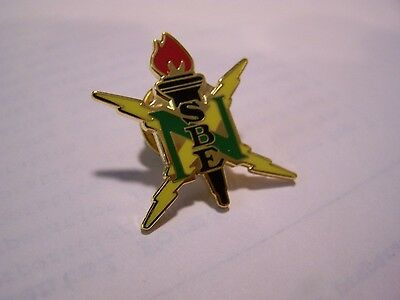 Nsbe Lapel Pin - National Society Of Black Engineers