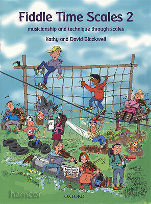 Fiddle Time Scales Book 2