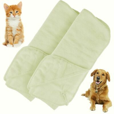 Microfibre Pet Dog Cat Towel Super Soft Quick Wipe Absorbent Drying Bath Walking