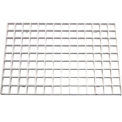 "Plastic Replacement Grid for 8"" Drip Tray - Draft Beer Tray Prevent Splashing"
