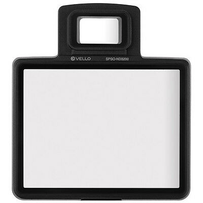 Vello Snap-On LCD Screen Protector for Nikon D3200