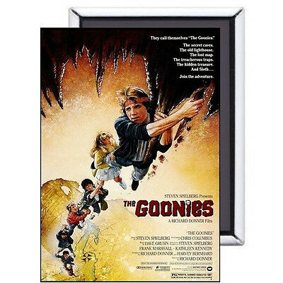 The Goonies FRIDGE MAGNET movie poster