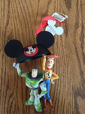 Disney Parks Authentic Toy Story Ornament New / Tags