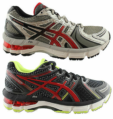 Asics Gel-Kayano 18 & 19 Gs Kids Running Shoes/sport/trainers/runners/sneakers