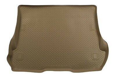 2000-2005 Ford Excursion Husky Classic Style Tan Cargo Liner Free Shipping!