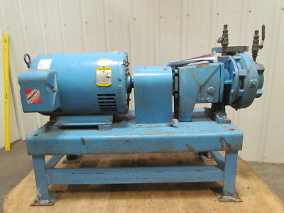 "Thrush 2.5x3x7-HPFE300-20 Base Mounted Centrifugal Pump 20HP 3Ph 3""In 2-1/2""Out"