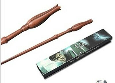 Wizarding World of Harry Potter Luna Lovegood Wand with Box 2014 HOT