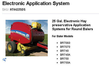 Harvest Tec 25 gal Electronic Application System