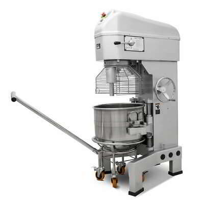 Brand New Commercial Planetary 60L Mixer Dough Capacity 37 KG Powerful 2300Watts
