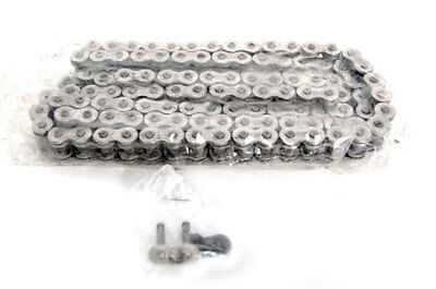 530/120 Xlo O-Ring Silver Rear Drive Chain Fit Harley
