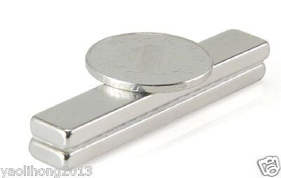 Gold Silver Rectangle Magnets Detect Rare Earth Metal Plating Tester Neodymium