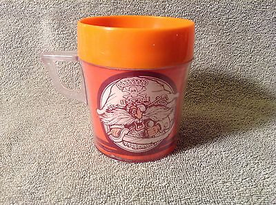 1980 Tampa Bay Buccaneers Schedule Cup Frisch's Big Boy Pirate Ross